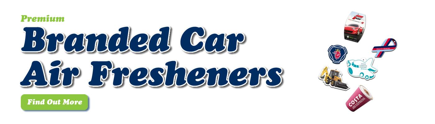 Promotional Car Air Freshners