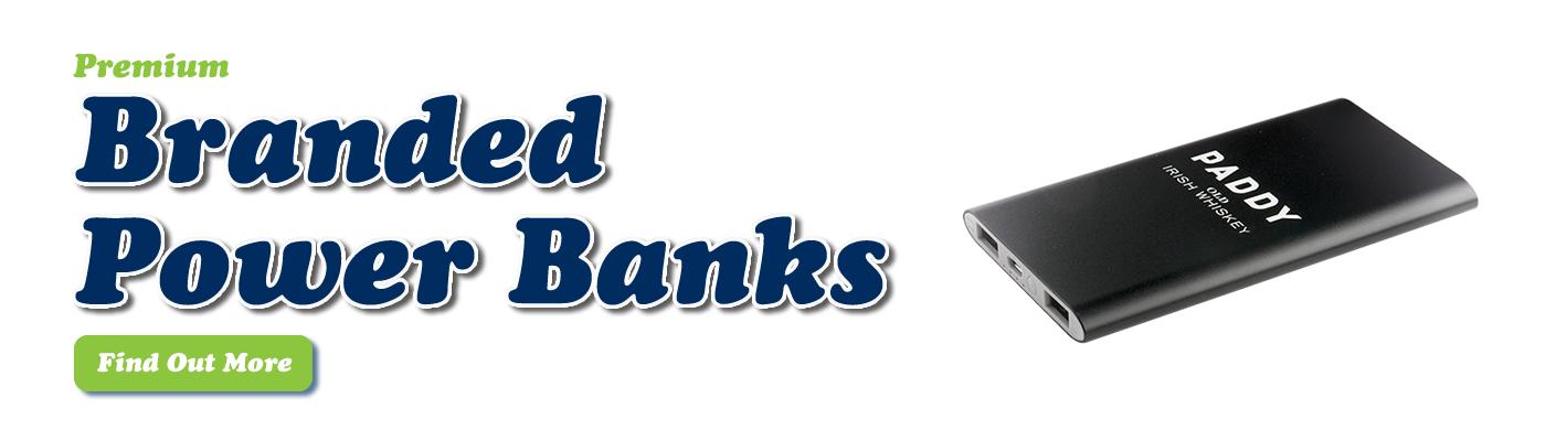 Promotional Branded Power Banks
