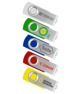 Promo USB's